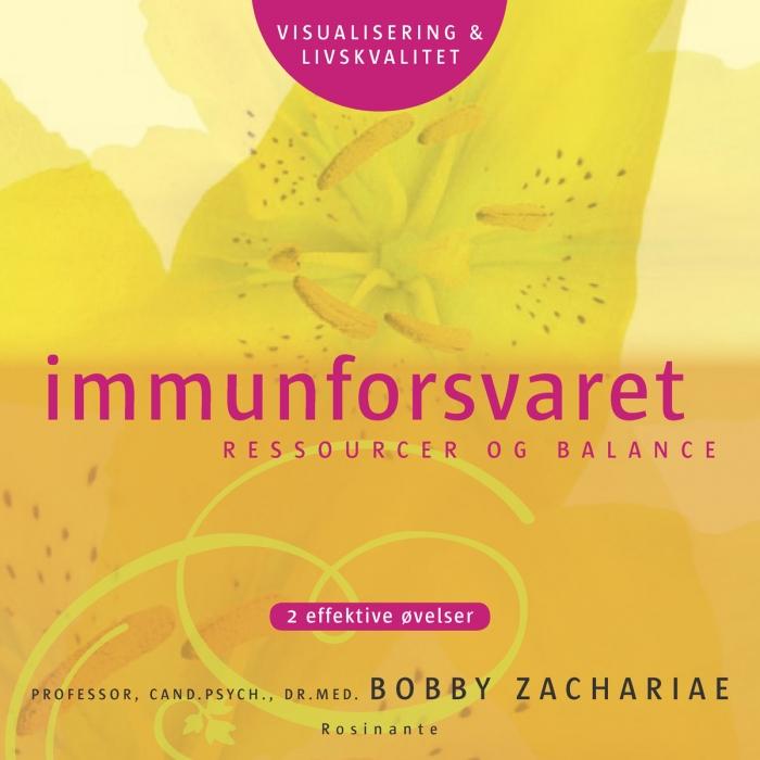 bobby zachariae – Immunforsvaret, ressourcer og balance (lydbog) fra tales.dk
