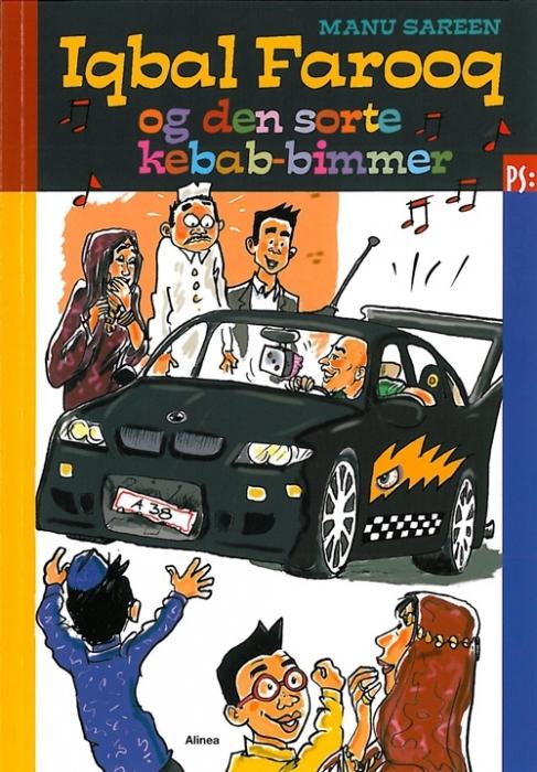 manu sareen – Iqbal farooq og den sorte kebabbimmer (lydbog) fra bogreolen.dk