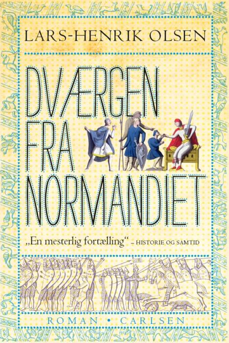 lars-henrik olsen Dværgen fra normandiet (e-bog) på bogreolen.dk