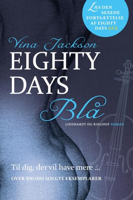 vina jackson Eighty days - blå (e-bog) fra bogreolen.dk