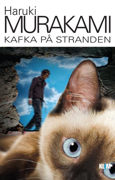 Image of   Kafka på stranden (E-bog)