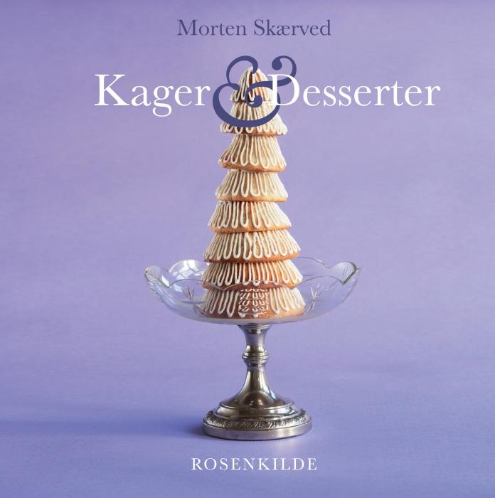 morten skærved – Kager og desserter (e-bog) på bogreolen.dk