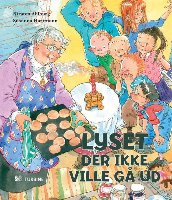 Lyset der ikke ville gå ud (e-bog) fra kirsten ahlburg på bogreolen.dk
