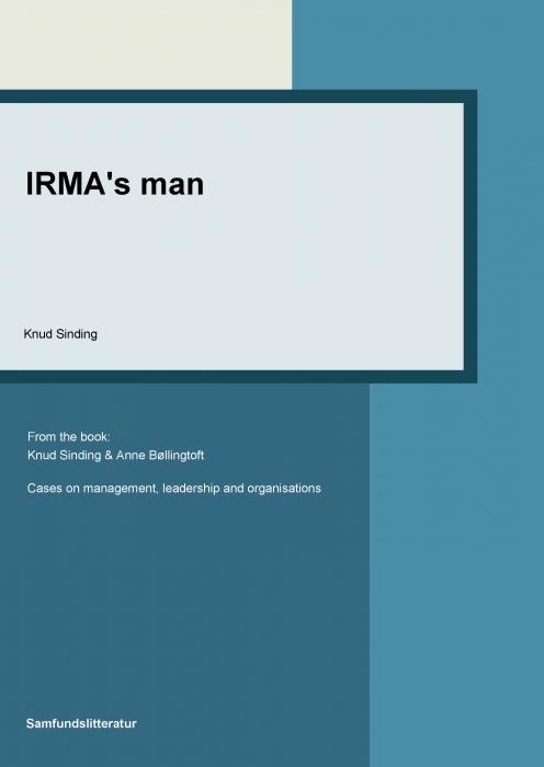 knud sinding – Irma's man (e-bog) fra bogreolen.dk