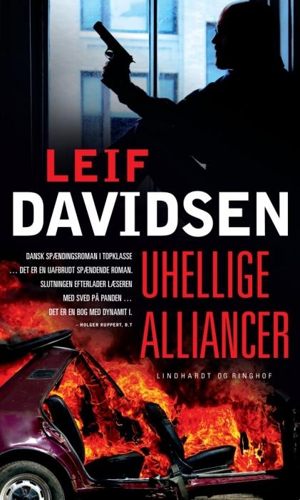 leif davidsen Uhellige alliancer (lydbog) på tales.dk