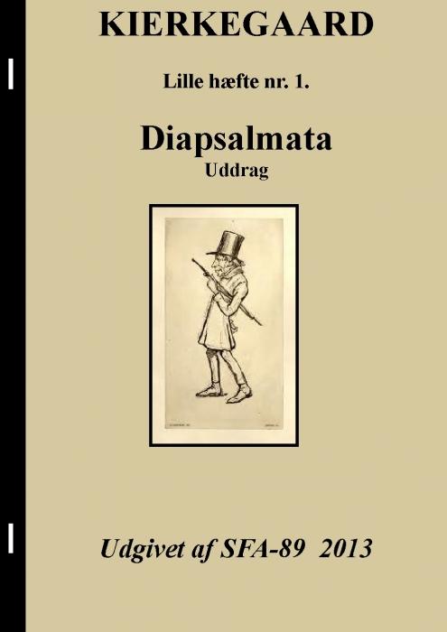 diapsalmata (e-bog) fra søren kierkegaard