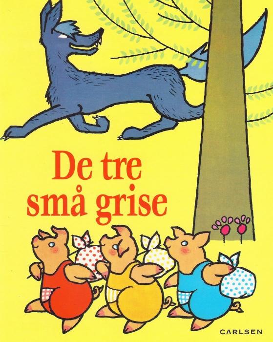 De tre små grise (e-bog) fra torben gregersen på bogreolen.dk