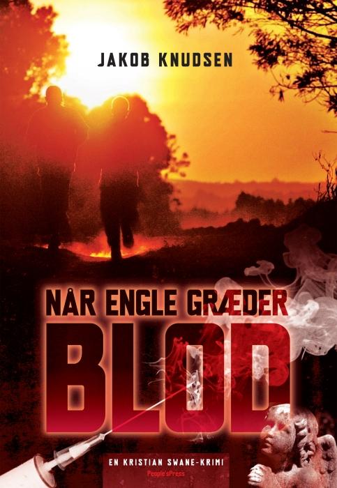 jakob knudsen Når engle græder blod (e-bog) på tales.dk