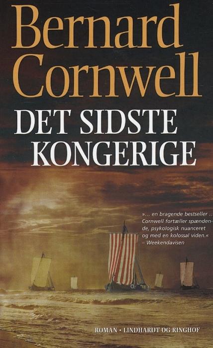 bernard cornwell – Det sidste kongerige (lydbog) fra bogreolen.dk
