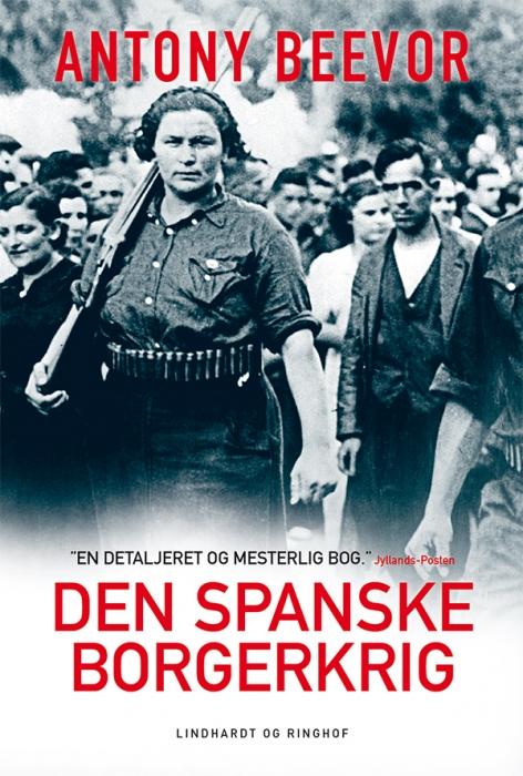 Image of Den spanske borgerkrig 1936-1939 (E-bog)