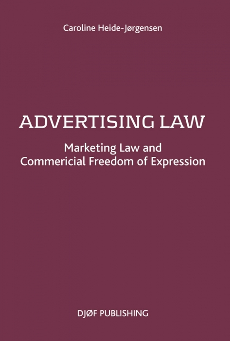 Image of   Advertising Law (E-bog)