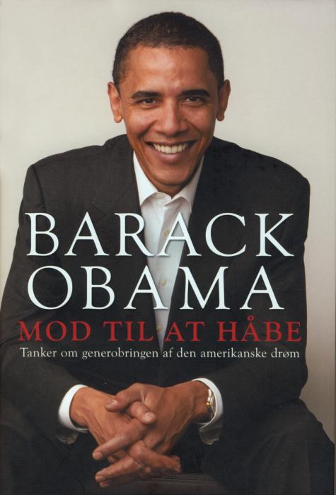 barack obama Mod til at håbe (lydbog) fra bogreolen.dk