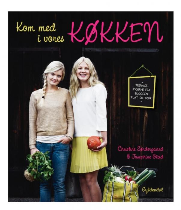 christine søndergaard – Kom med i vores køkken (e-bog) fra bogreolen.dk