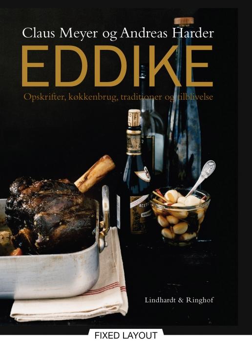 Eddike (E-bog)