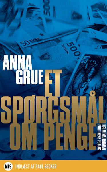 Image of Et spørgsmål om penge (Lydbog)