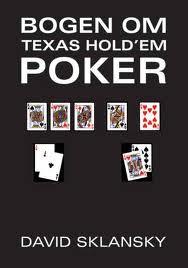 Image of   Bogen om Texas Holdem Poker (E-bog)