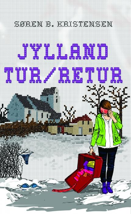Jylland tur/retur (e-bog) fra søren b. kristensen fra bogreolen.dk