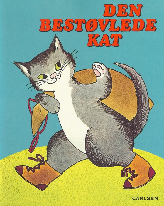 charles perrault – Den bestøvlede kat (e-bog) på bogreolen.dk