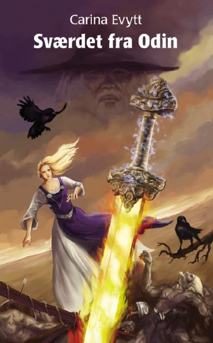 Sværdet fra Odin (Lydbog)