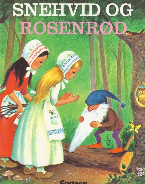 brdr. grimm – Snehvid og rosenrød (e-bog) fra bogreolen.dk