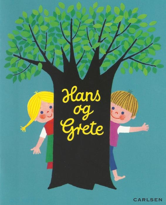 brdr. grimm – Hans og grete (e-bog) fra bogreolen.dk