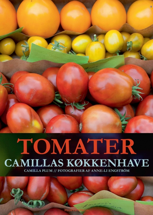 Tomater - Camillas køkkenhave (E-bog)