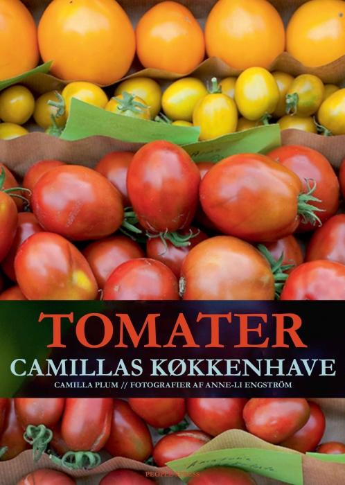 Image of   Tomater - Camillas køkkenhave (E-bog)