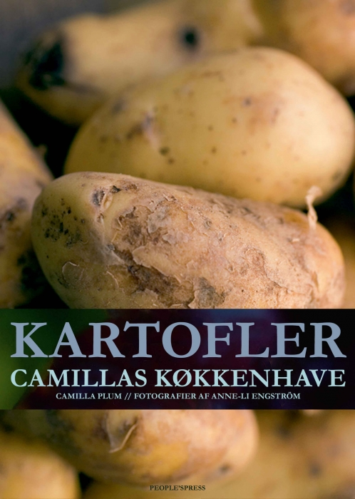 Kartofler - Camillas køkkenhave (E-bog)