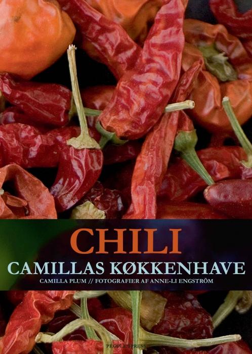 Chili - Camillas køkkenhave (E-bog)
