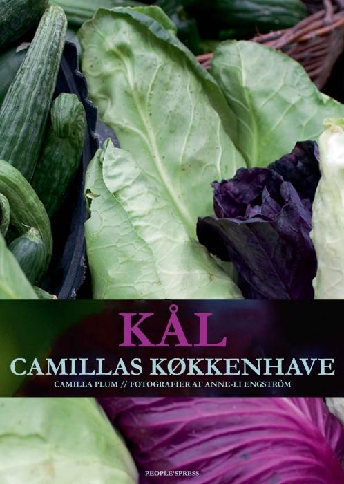 Kål - Camillas køkkenhave (E-bog)