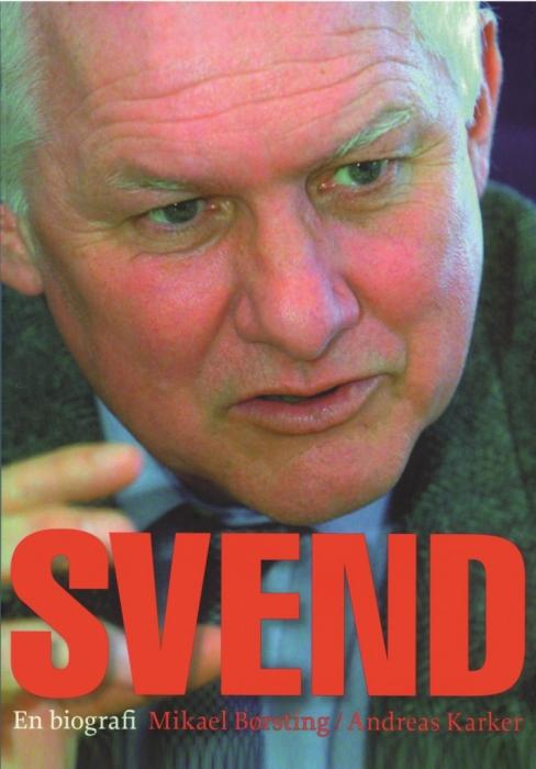 Svend - En Biografi (Lydbog)