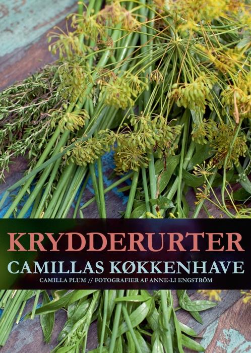 Krydderurter - Camillas køkkenhave (E-bog)