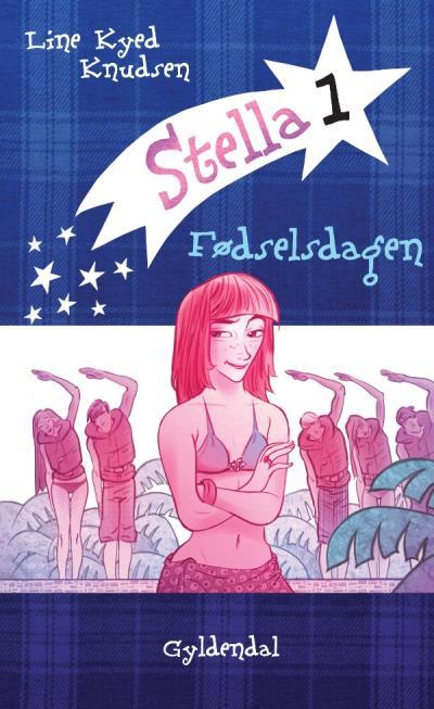 line kyed knudsen Stella 1 - fødselsdagen (lydbog) på tales.dk