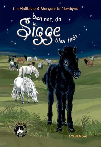 Sam og sigge 2 - den nat, da sigge blev født. (lydbog) fra lin hallberg fra bogreolen.dk