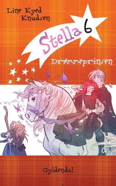 line kyed knudsen – Stella 6 - drømmeprinsen (lydbog) på bogreolen.dk