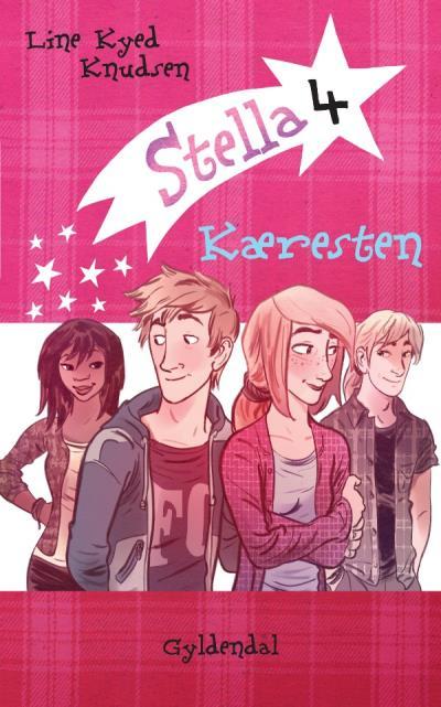 line kyed knudsen – Stella 4 - kæresten (lydbog) på bogreolen.dk