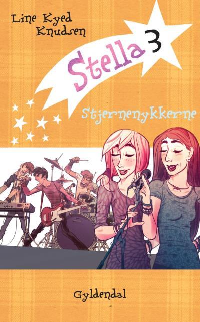 line kyed knudsen Stella 3 - stjernenykkerne (lydbog) fra bogreolen.dk