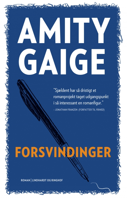Image of Forsvindinger (E-bog)