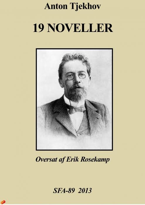 Image of   19 noveller af Anton Tjekhov (E-bog)