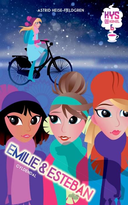 Image of Kys og kanel 6 - Emlie og Esteban (E-bog)