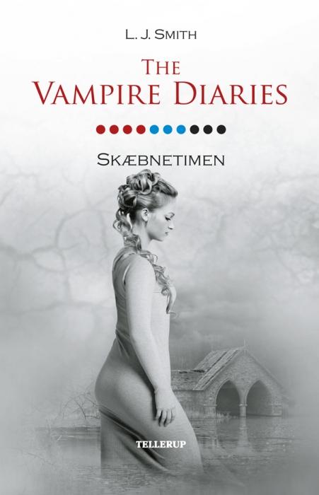 The vampire diaries #10: skæbnetimen (e-bog) fra l. j. smith fra bogreolen.dk