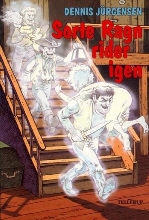 dennis jürgensen Sorte ragn rider igen (e-bog) fra bogreolen.dk