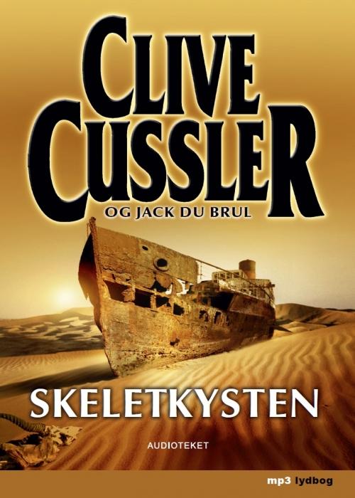 Skeletkysten (lydbog) fra clive cussler fra bogreolen.dk