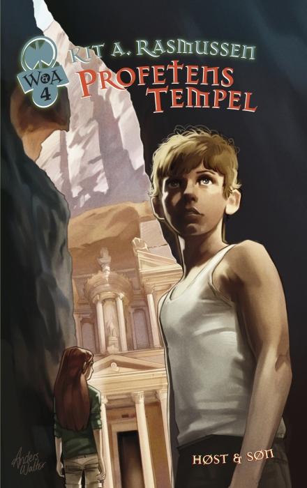 kit a. rasmussen Profetens tempel (e-bog) fra tales.dk