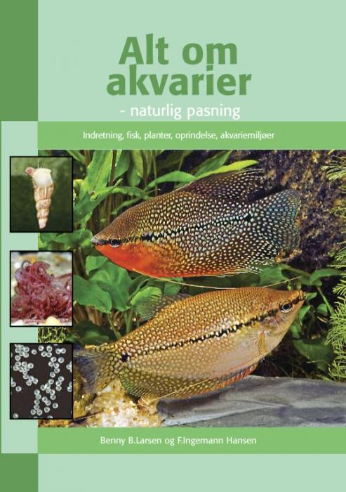 Image of   Alt om akvarier (E-bog)
