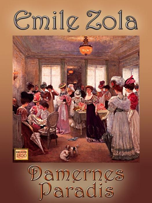 Image of Damernes Paradis (E-bog)