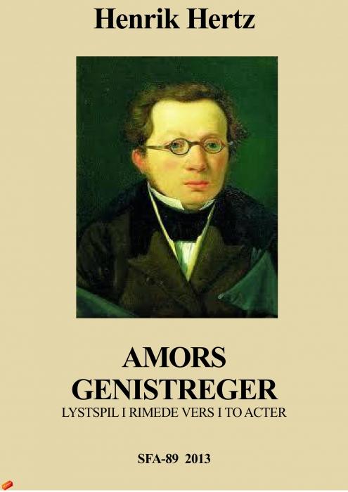 Image of   Amors genistreger (E-bog)