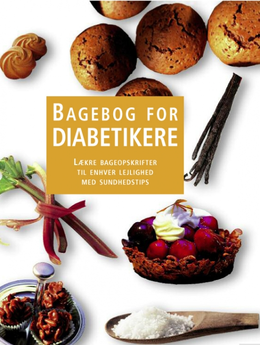 Image of   Bagebog for diabetikere (E-bog)