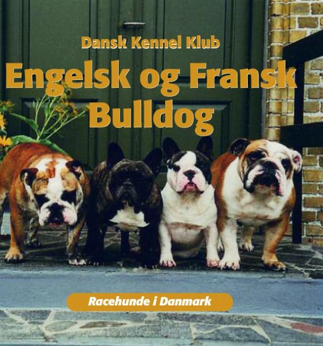 Image of   Engelsk og fransk bulldog (E-bog)