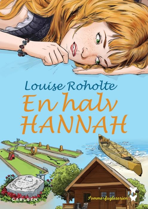 louise roholte – En halv hannah (e-bog) fra bogreolen.dk
